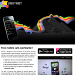 Voxtrot - Easy Talking mobile app