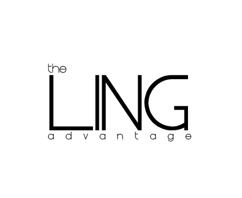 The Ling Advantage Logo Design