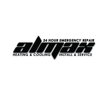 Almax Air Logo Design