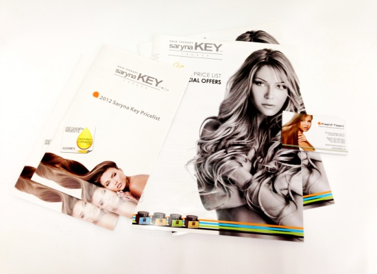 Saryna Key Catalogue and Pricing Booklets