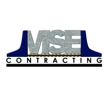 Vise Contracting Logo Design